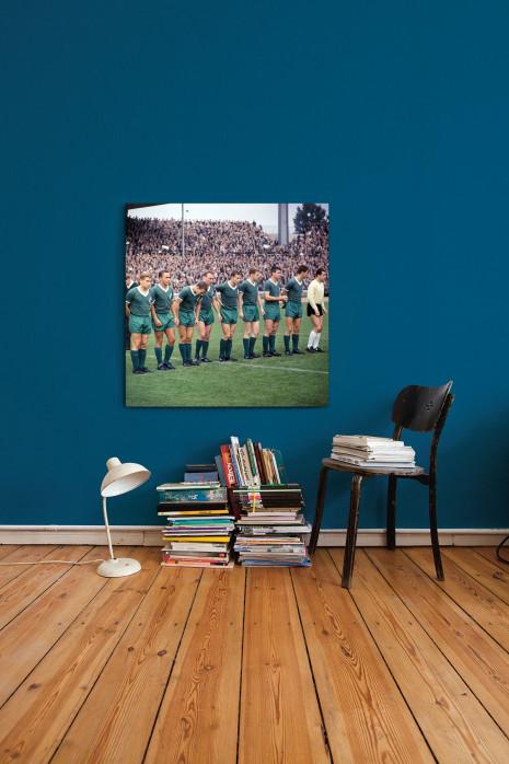 Die Elf von Werder Bremen 1964 in deinem Zuhause - 11FREUNDE BILDERWELT