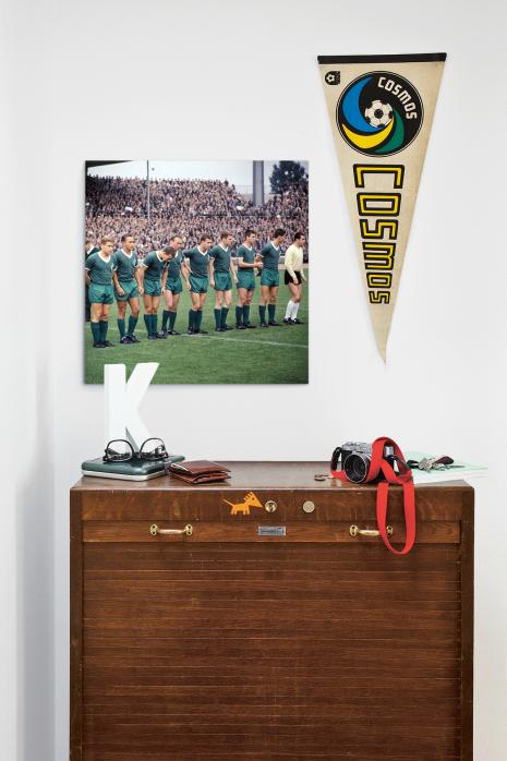 Die Elf von Werder Bremen 1964 über deiner Kommode - 11FREUNDE BILDERWELT