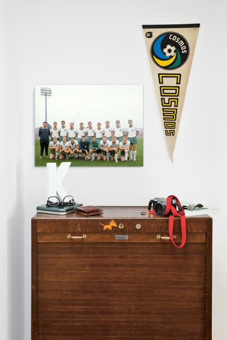 Über deiner Kommode: Mannschaftsfoto SV Werder Bremen 1965/66 - 11FREUNDE BILDERWELT