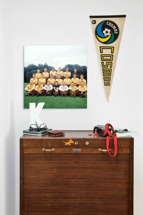 Mannschaftsfoto Borussia Dortmund 1964/65 über deiner Kommode - 11FREUNDE BILDERWELT