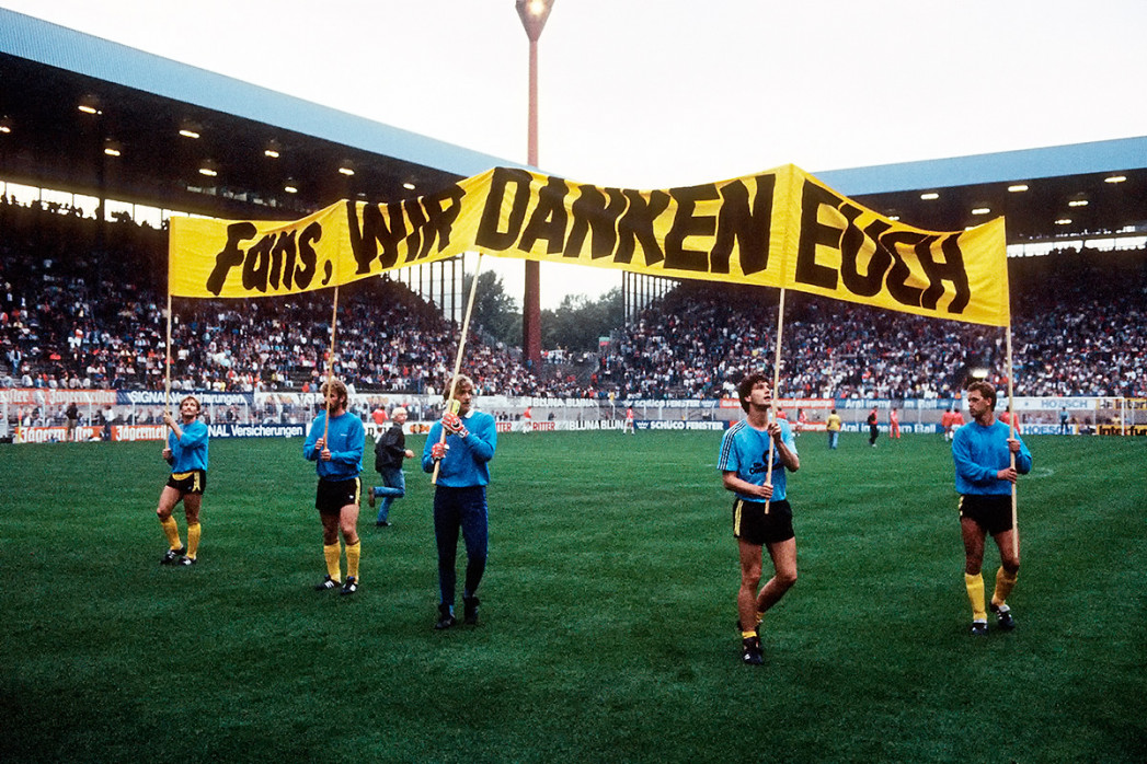 BVB dankt Fans - 11FREUNDE BILDERWELT
