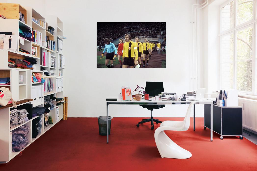 Motiv »Dresden in München (1)« in deinem Büro - 11FREUNDE BILDERWELT