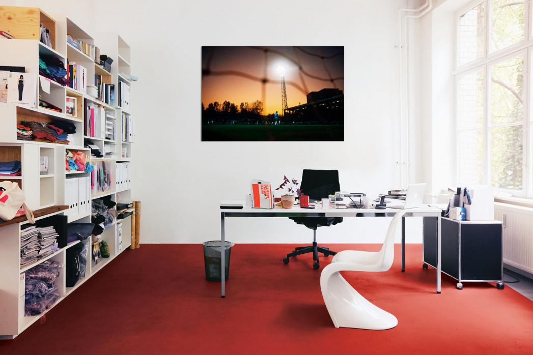 »Flutlicht auf dem Betzenberg« in deinem Büro
