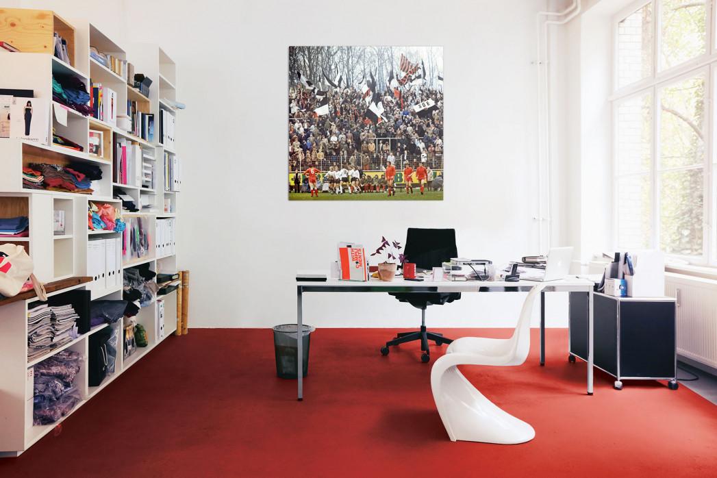 »Frankfurter Torjubel« in deinem Büro - 11FREUNDE BILDERWELT
