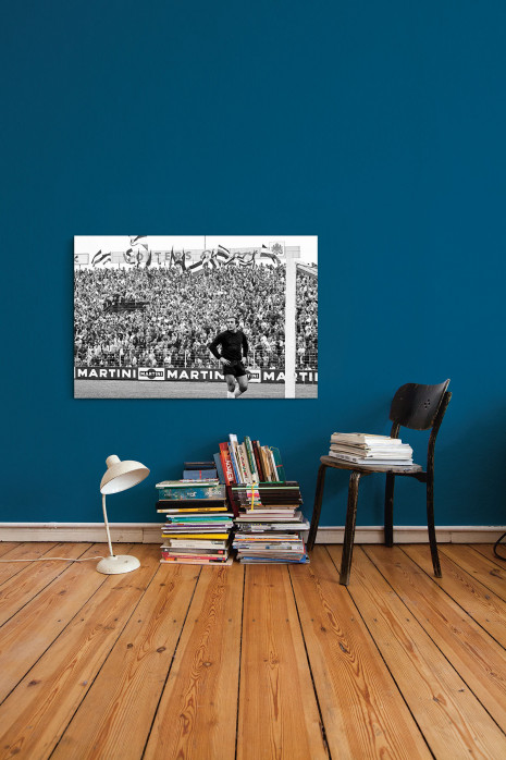 An deiner Wand: Hannover 96 Fans 1971 - 11FREUNDE BILDERWELT