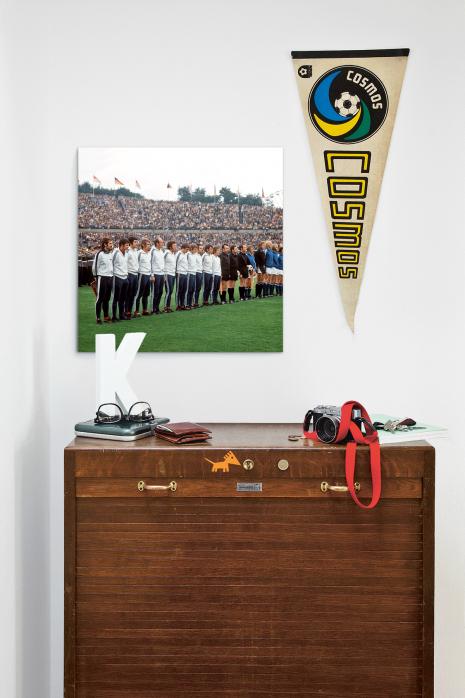 »Kaiserslautern im Pokalfinale 1972« über deiner Kommode - 11FREUNDE BILDERWELT