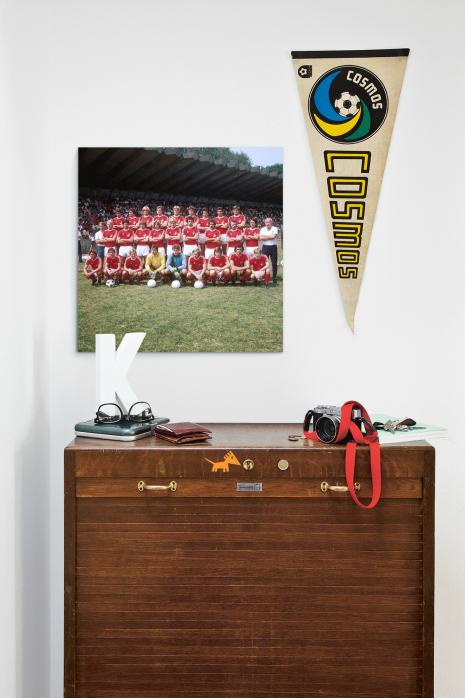 Mannschaftsfoto 1. FC Köln 1976/77 über deiner Kommode - 11FREUNDE BILDERWELT