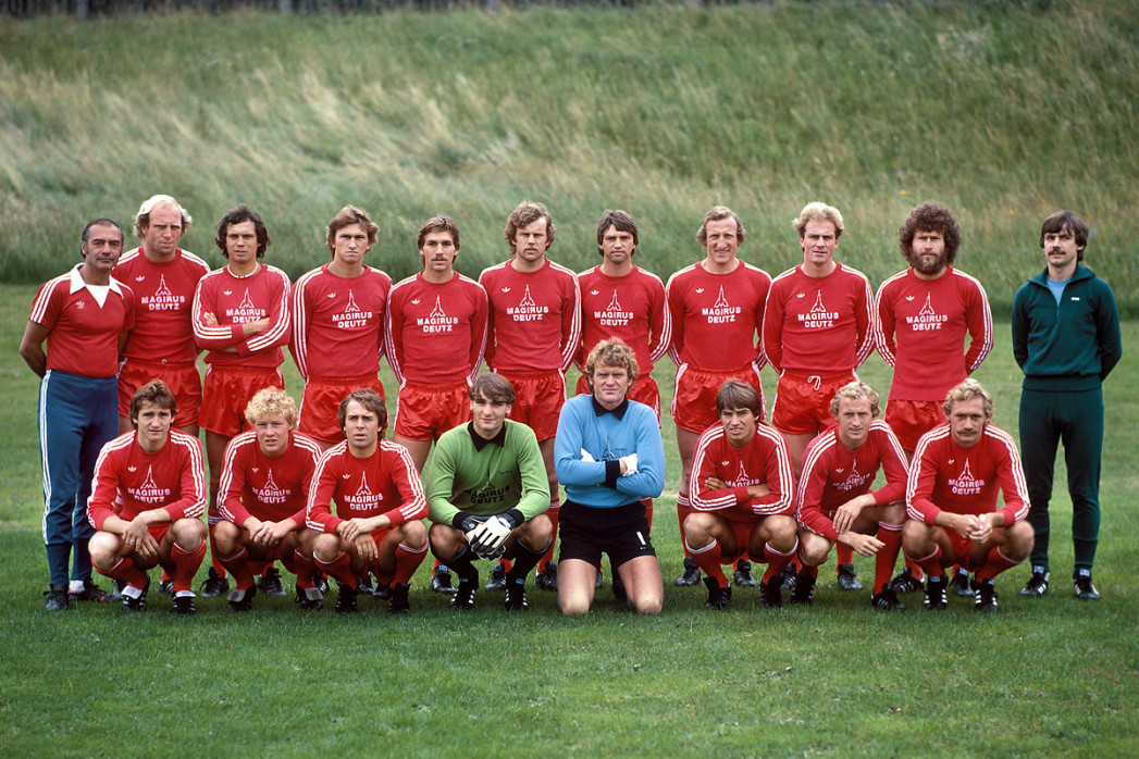 München 1979/80 - 11FREUNDE BILDERWELT