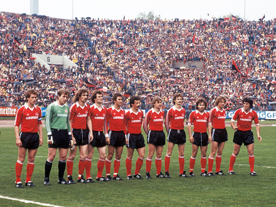 Nürnberg 1980 - 11FREUNDE BILDERWELT