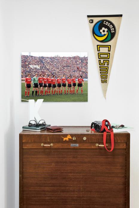 Die Elf vom 1. FC Nürnberg 1980 über deiner Kommode - 11FREUNDE BILDERWELT