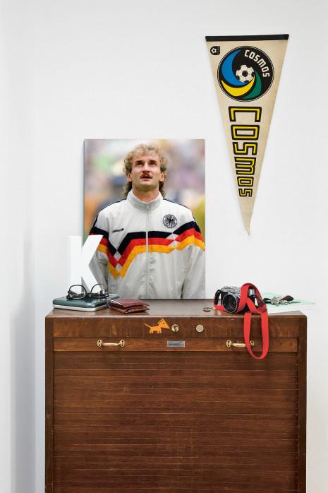 Über deiner Kommode: Rudi »Nazionale« Völler WM 1990 - 11FREUNDE BILDERWELT