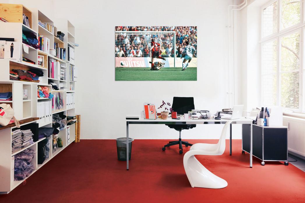 »Übersteiger zum Klassenerhalt« in deinem Büro