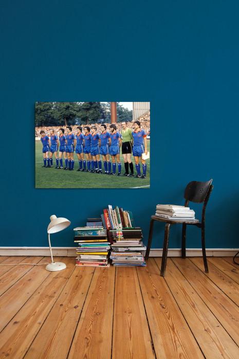Die Elf von Bayer Uerdingen 1979 an deiner Wand - 11FREUNDE BILDERWELT