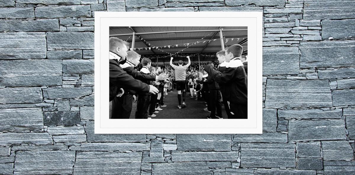 Das Tier - Fußball Wandbild - 11FREUNDE SHOP