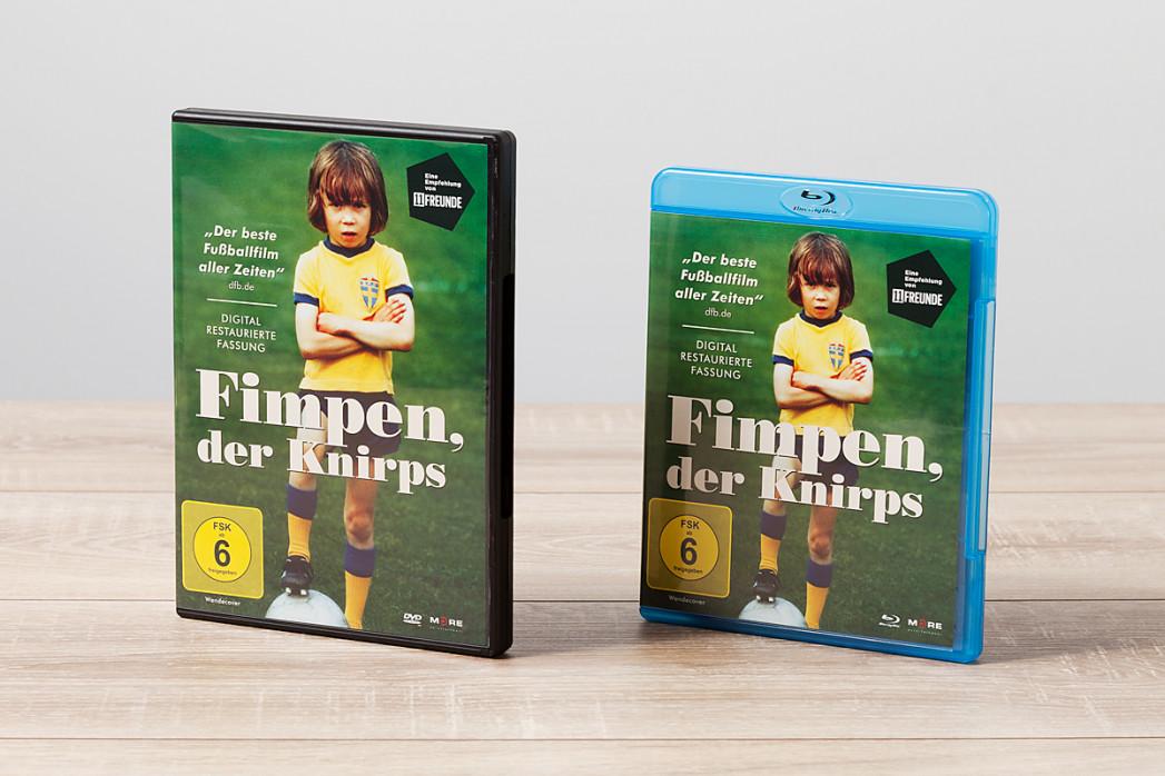 Fimpen, der Knirps - DVD oder Blu-ray - 11FREUNDE SHOP