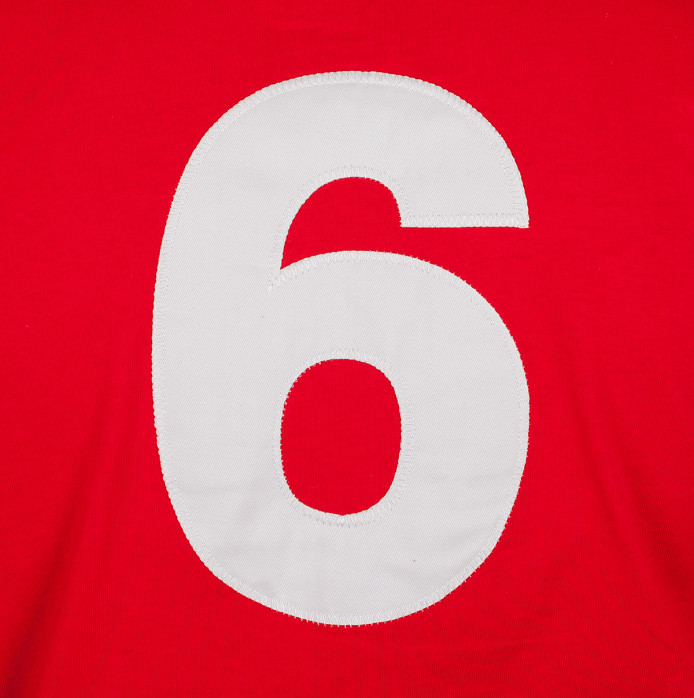 England Trikot 1966 WM Finale Nr.6 - Score Draw Retro Trikot - Fußball Fan Artikel - 11FREUNDE Shop