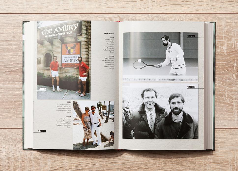 Gerd Müller - Der Bomber der Nation - Fußball Buch - 11FREUNDE SHOP