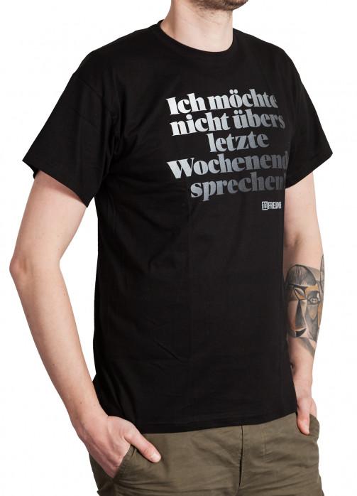 Wochenende Shirt (neues Design) - 11FREUNDE Textil - 11FREUNDE SHOP