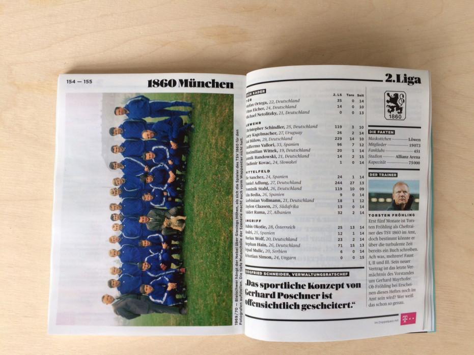 11FREUNDE Ausgabe 165 - Bundesliga-Sonderheft - 11FREUNDE SHOP Hefte nachbestellen