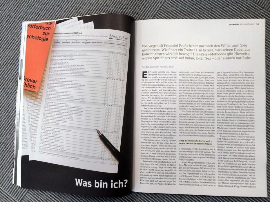 11FREUNDE Ausgabe #081 - Bundesliga-Sonderheft 2008/09 - zum Nachbestellen