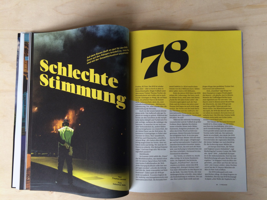 11FREUNDE Ausgabe #177 - Bundesliga-Sonderheft - 11FREUNDE SHOP