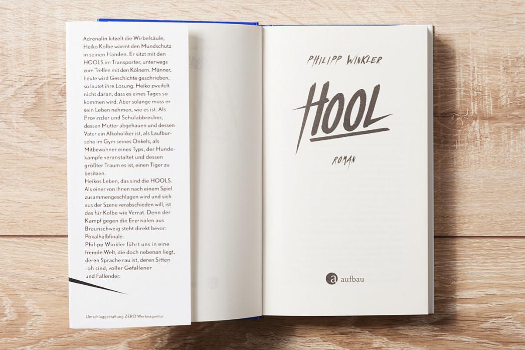 Hool - Philipp Winkler - Fußballbuch - 11FREUNDE SHOP