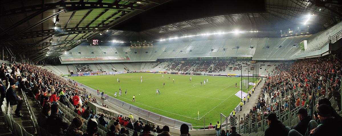 Innsbruck Tivoli Stadion - 11FREUNDE BILDERWELT