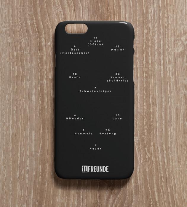 Deutschland 2014 - Smartphonehülle - 11FREUNDE SHOP