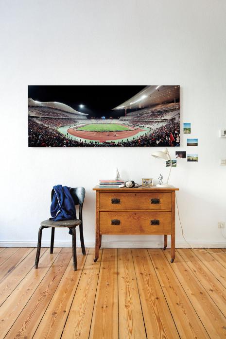 Atatürk Olympiyat Stadi in deinen vier Wänden - 11FREUNDE BILDERWELT