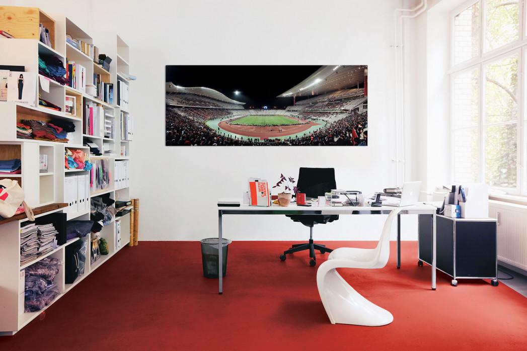 Atatürk Olympiyat Stadi in deinem Büro - 11FREUNDE BILDERWELT