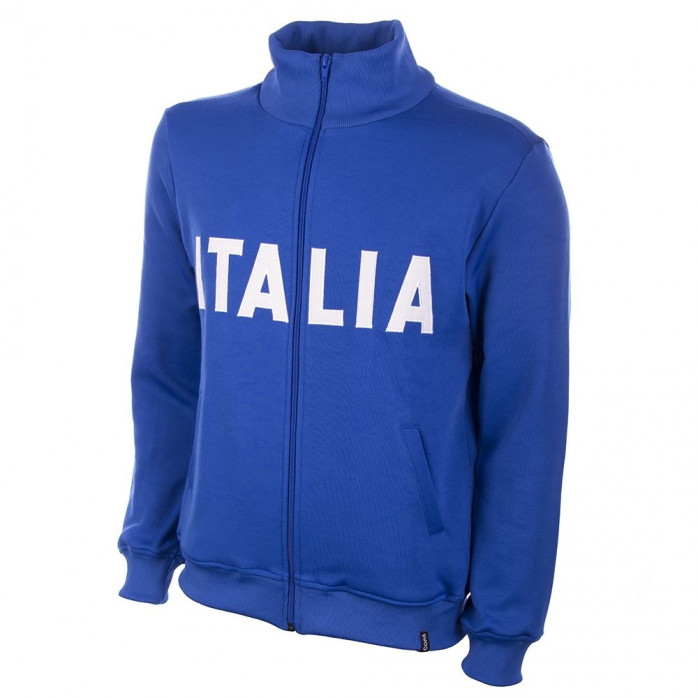 Italy 1970's Retro Football Jacket