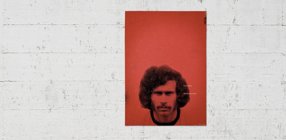 Breitner - Poster bestellen - 11FREUNDE SHOP