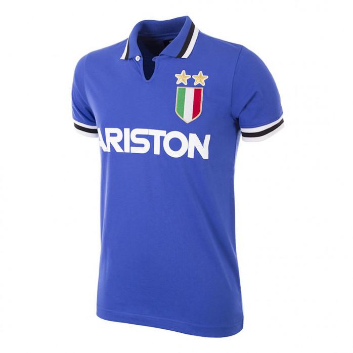 Juventus 1983 Away Retro Football Shirt