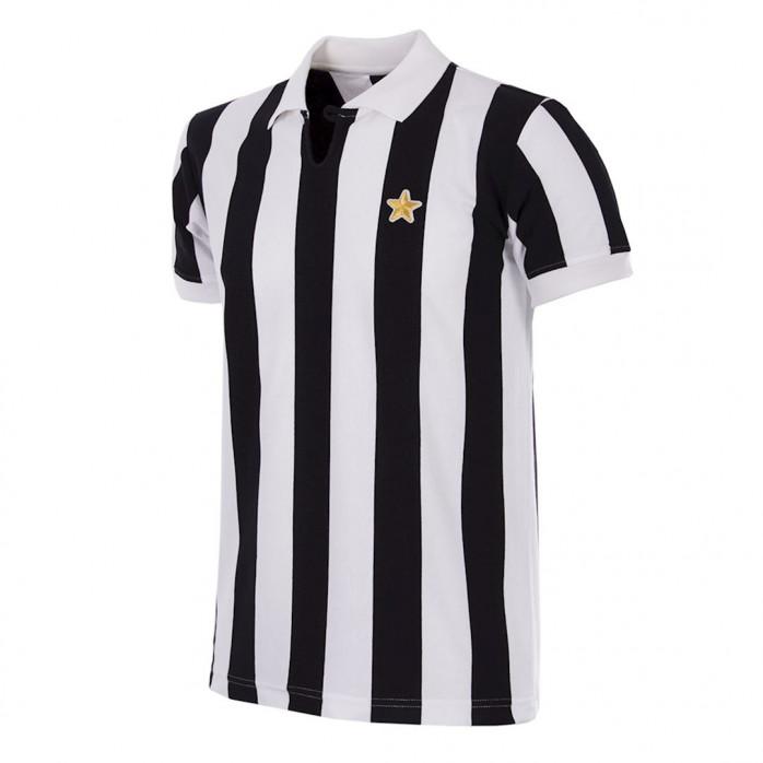 Juventus FC 1976 - 77 Coppa UEFA Short Sleeve Retro Shirt