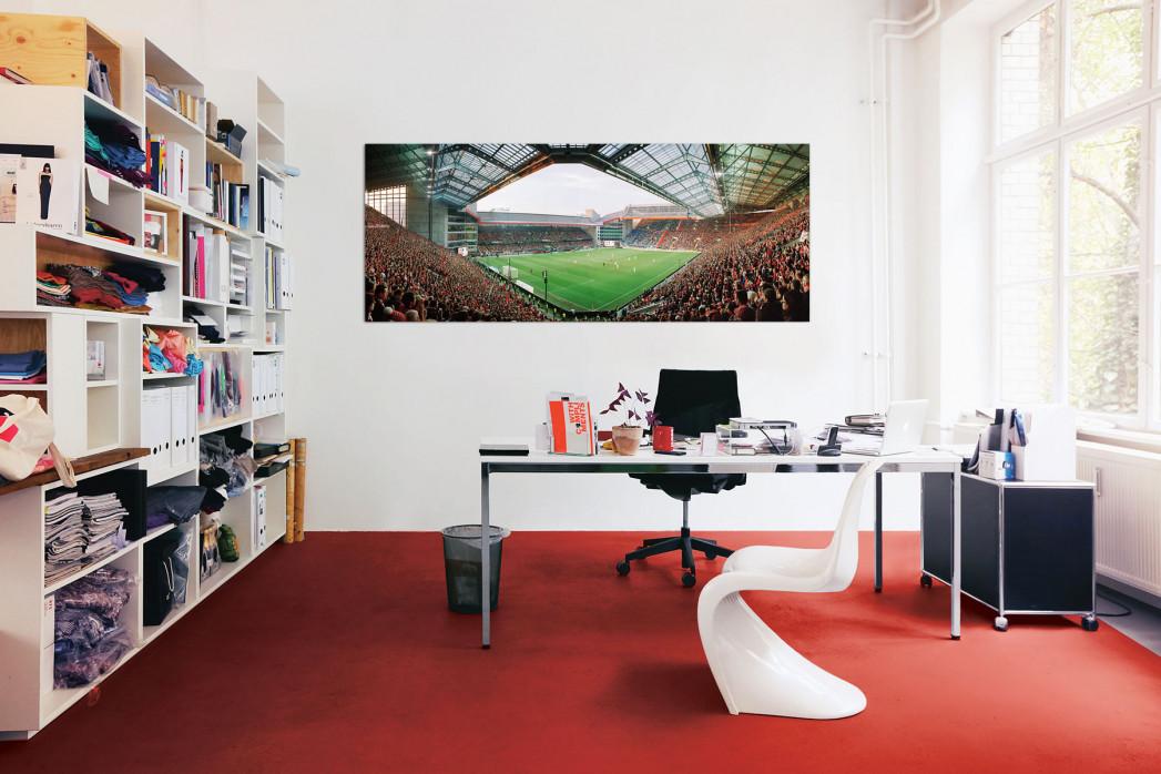 Kaiserslautern Fritz-Walter-Stadion in deinem Büro - 11FREUNDE BILDERWELT