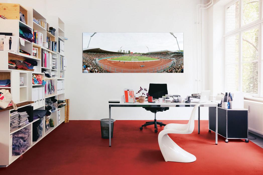 Kassel Auestadion in deinem Büro - 11FREUNDE BILDERWELT