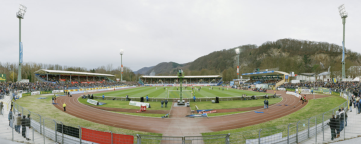 Koblenz Stadion Oberwerth - 11FREUNDE BILDERWELT