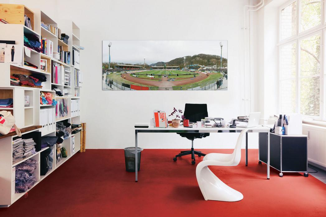 Stadion Oberwerth in deinem Büro - 11FREUNDE BILDERWELT