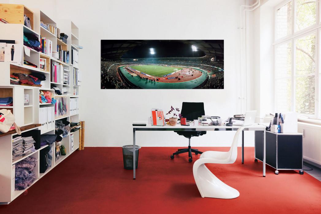 Köln Müngersdorfer Stadion in deinem Büro - 11FREUNDE BILDERWELT
