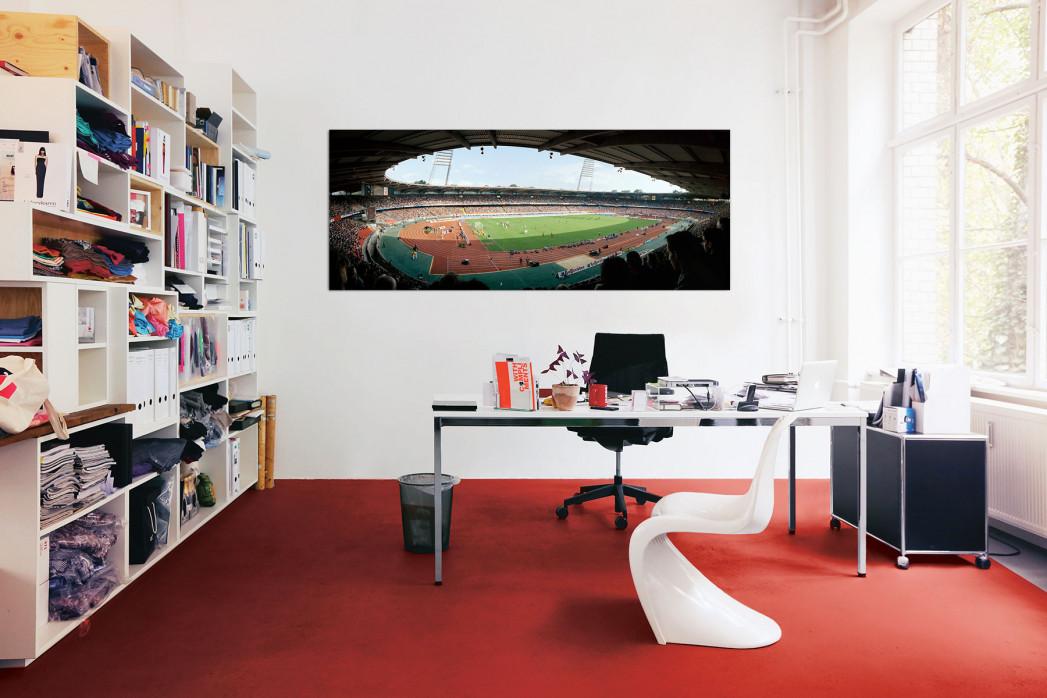 In deinem Büro: Das Müngersdorfer Stadion - 11FREUNDE BILDERWELT