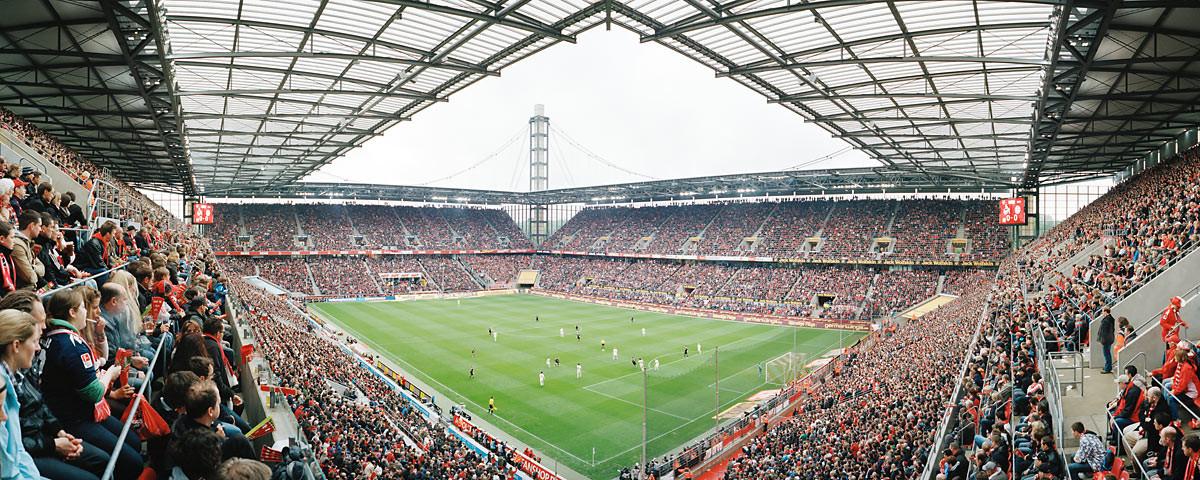 K 246 Ln Rheinenergiestadion 2012 Stadionposter 11freunde Shop