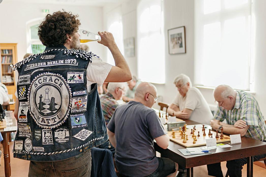 Kutte Schach - 11FREUNDE BILDERWELT