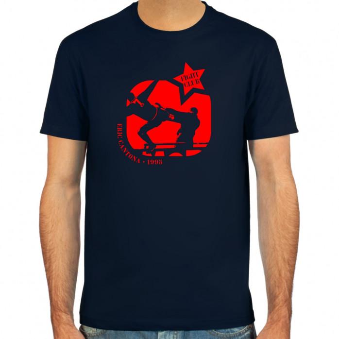 Eric Cantona Kung Fu T-Shirt