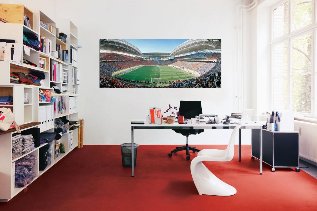Das Leipziger Zentralstadion in deinem Büro - 11FREUNDE BILDERWELT