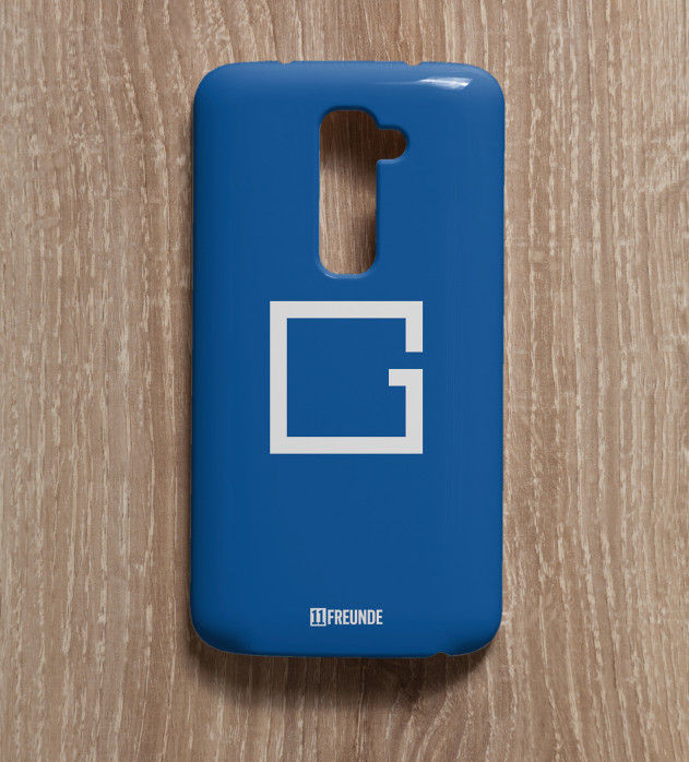 Pixel-Wappen: Gelsenkirchen - Smartphonehülle - 11FREUNDE SHOP