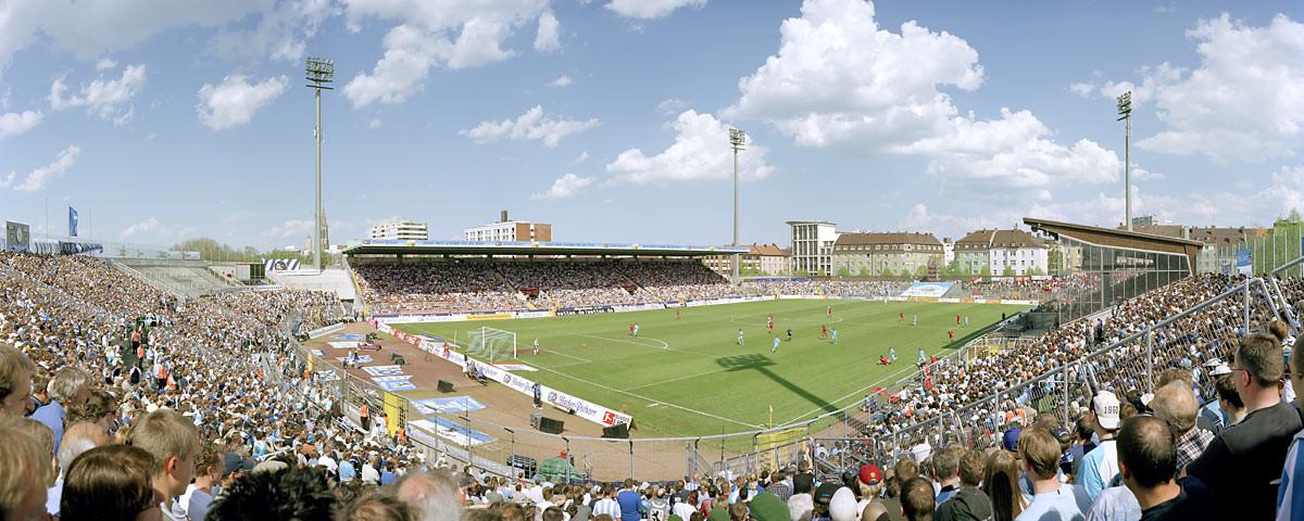 München Stadion an der Grünwalder Strasse - 11FREUNDE BILDERWELT