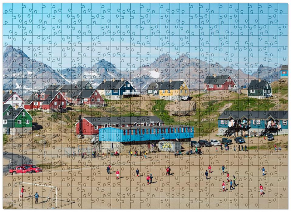 Puzzle: Tasiilaq (1)