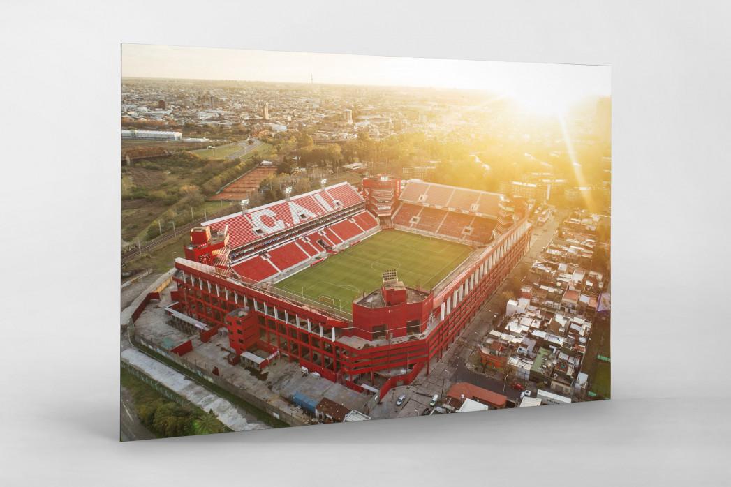 Vogelperspektive Estadio Libertadores de América - Wandbild Argentinien CA Independiente