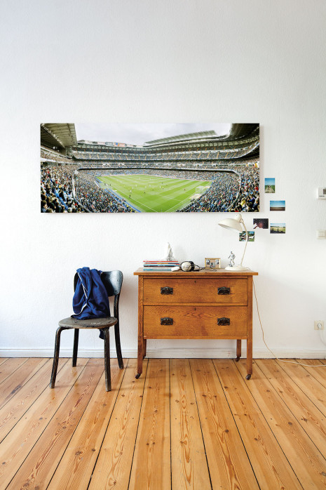 Real Madrid Bernabéu in deinen vier Wänden - 11FREUNDE BILDERWELT