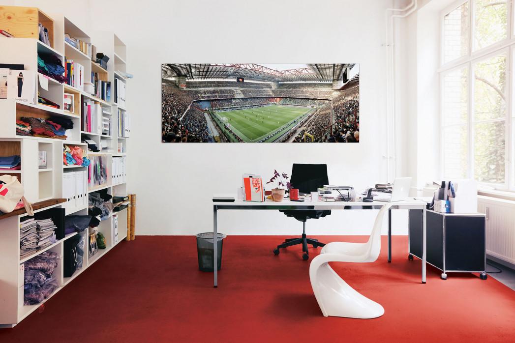 Mailand Giuseppe Meazza in deinem Büro - 11FREUNDE BILDERWELT